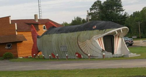Fish Building