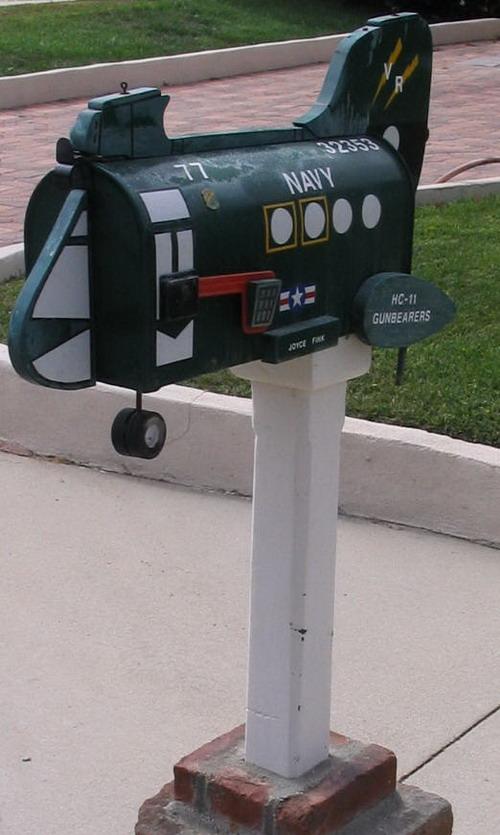 Funny Mailbox 03