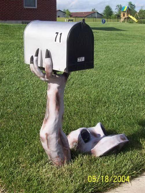 Funny Mailbox 15