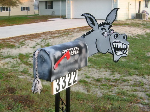 Funny Mailbox 17