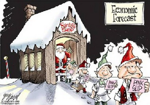 Santa's Economical Forecast