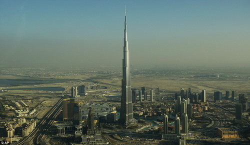 Burj Khalifa By Day