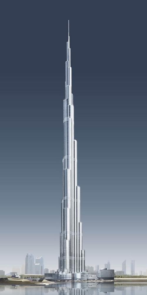 Burj Dubai Opening