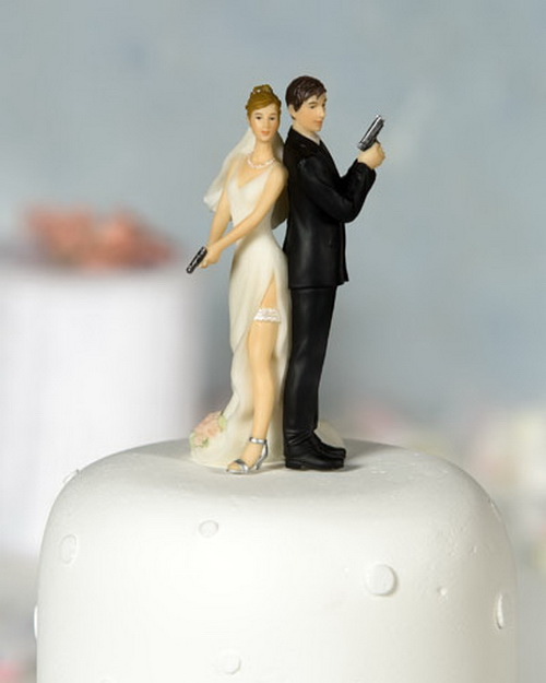 Funny Wedding Cake Toppers | Weirdomatic