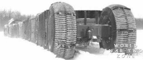 American Armored Snow Train