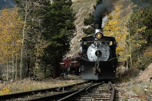 Georgetown Loop Railroad Snow Train