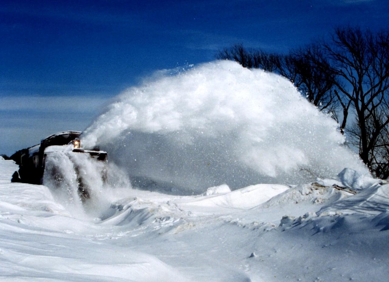Rotary Snow Train