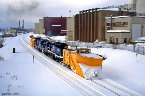 Snow Fighting Vehicle