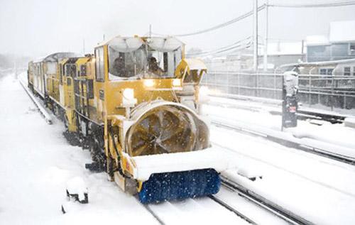 Snow Train NYC