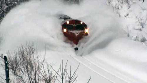 Japan Snow Train