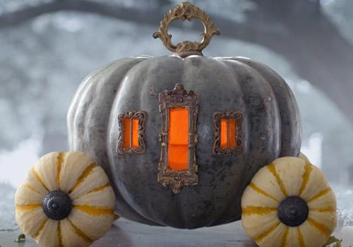 art work pumpkin