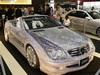 chromed car