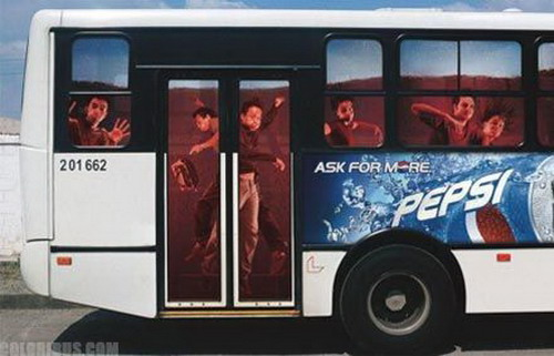 Cool Bus Ad 07