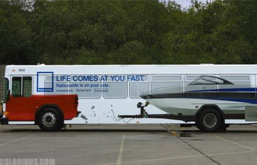 Cool Bus Ad 10