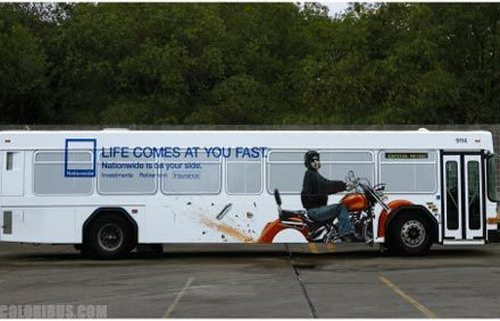 Cool Bus Ad 11
