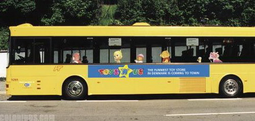 Cool Bus Ad 12
