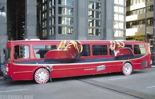 Cool Bus Ad 15