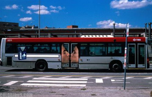 Cool Bus Ad 21