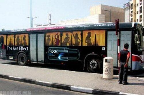 Cool Bus Ad 30