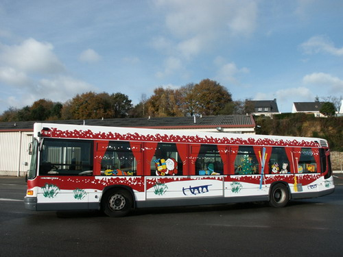 Cool Bus Ad 33