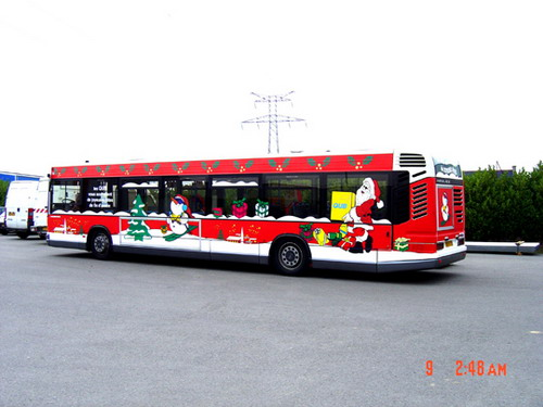 Cool Bus Ad 38